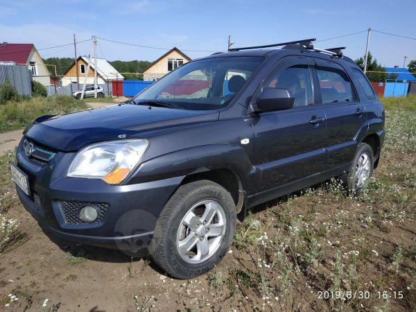 Kia Sportage, 2010 год, 617 000 руб.