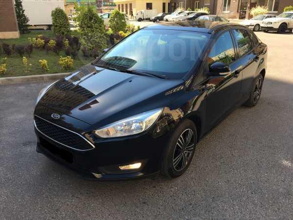 Ford Focus, 2016 год, 709 000 руб.