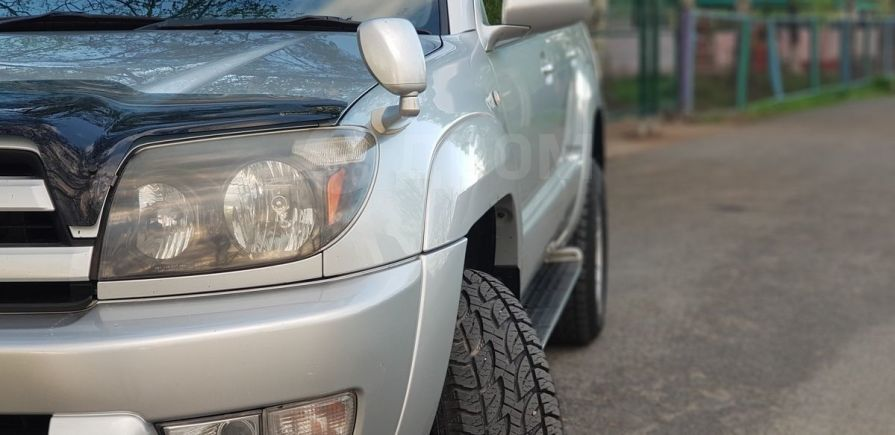 Toyota Hilux Surf, 2003 год, 1 059 000 руб.