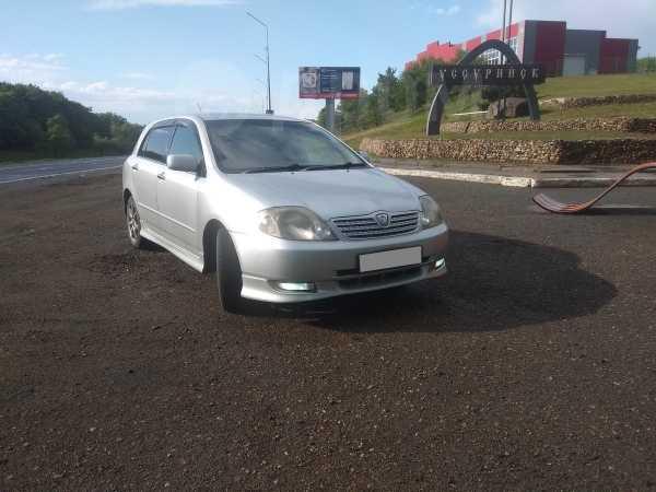 Toyota Allex, 2002 год, 335 000 руб.