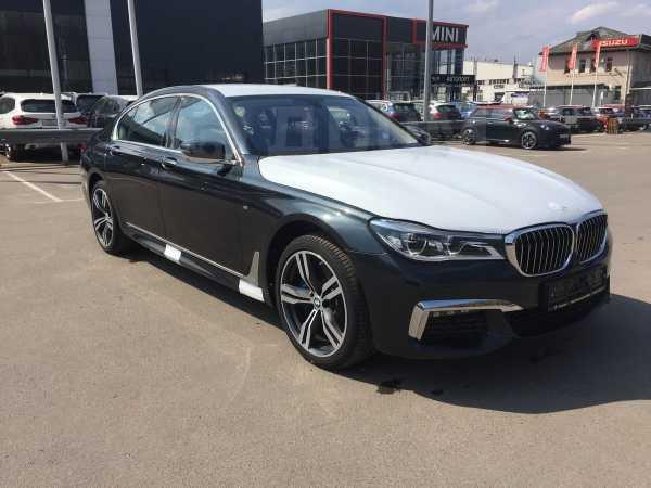 BMW 7-Series, 2018 год, 9 262 500 руб.