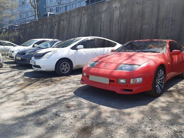 Nissan 300ZX, 1994 год, 450 000 руб.