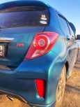Toyota Vitz, 2013 год, 585 000 руб.