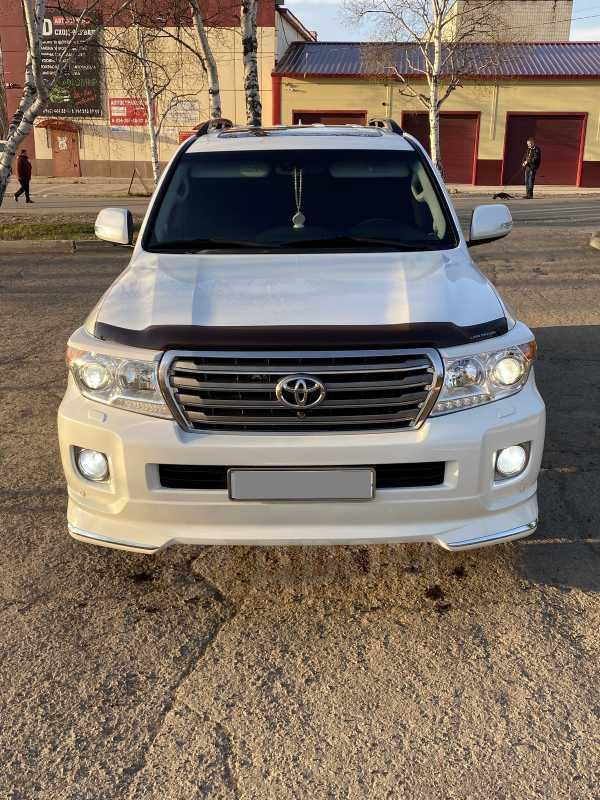 Toyota Land Cruiser, 2014 год, 2 850 000 руб.