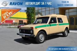Новосибирск 4x4 2131 Нива 2012
