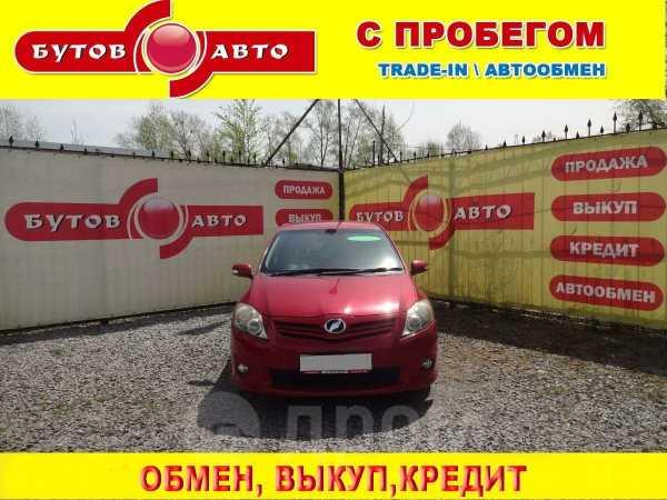 Toyota Auris, 2010 год, 549 000 руб.