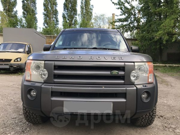 Land Rover Discovery, 2006 год, 775 000 руб.