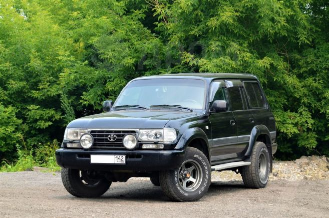 Toyota Land Cruiser, 1995 год, 1 200 000 руб.