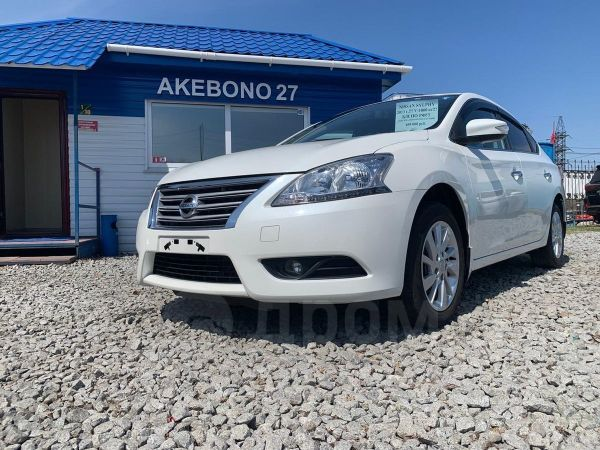 Nissan Sylphy, 2013 год, 695 000 руб.