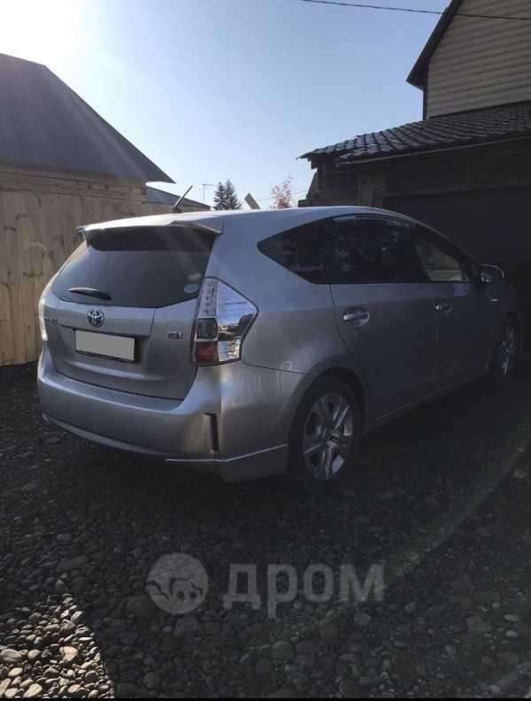 Toyota Prius a, 2012 год, 800 000 руб.