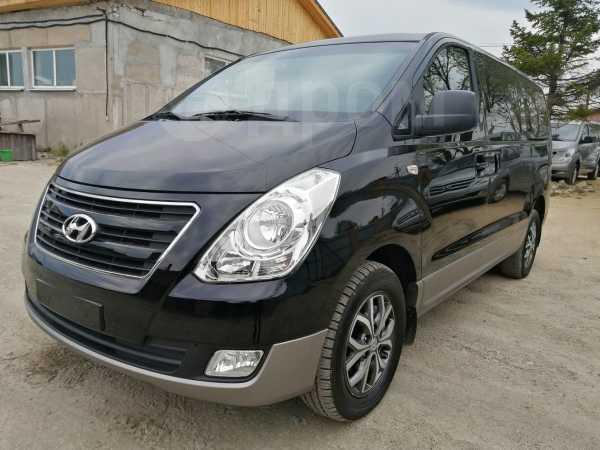 Hyundai Grand Starex, 2017 год, 1 750 000 руб.