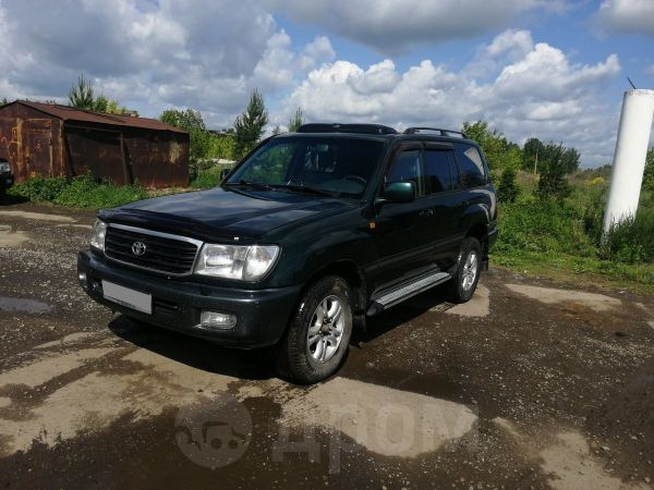 Toyota Land Cruiser, 2001 год, 1 100 000 руб.