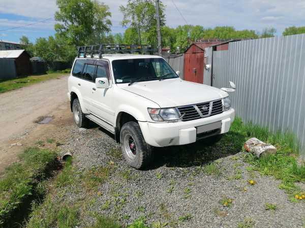 Nissan Safari, 2001 год, 1 150 000 руб.