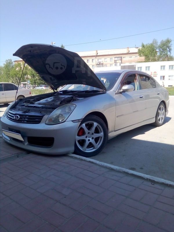 Nissan Skyline, 2002 год, 355 000 руб.