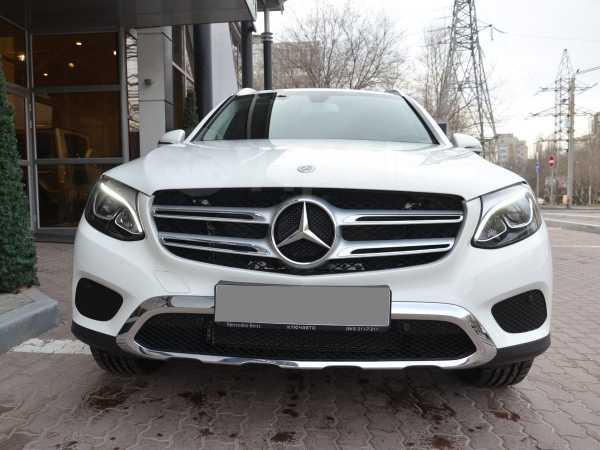 Mercedes-Benz GLC, 2018 год, 2 370 000 руб.
