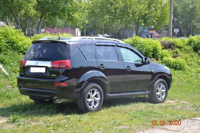 Peugeot 4007, 2012 год, 795 000 руб.