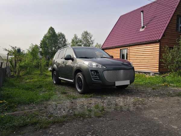 Peugeot 4007, 2008 год, 599 999 руб.