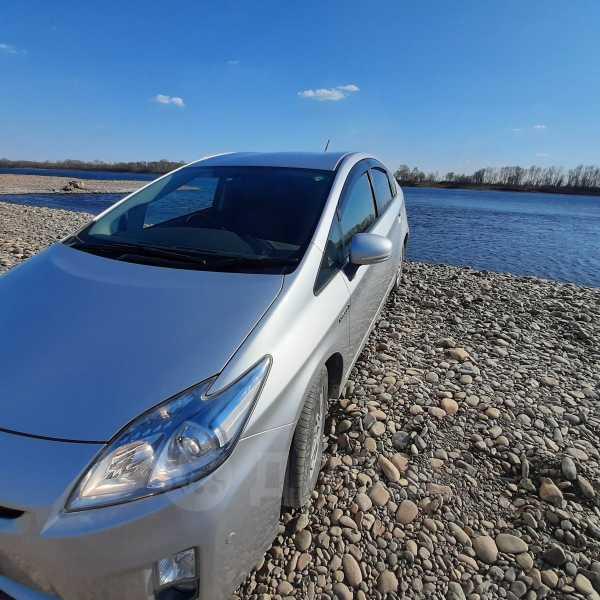 Toyota Prius, 2011 год, 779 000 руб.