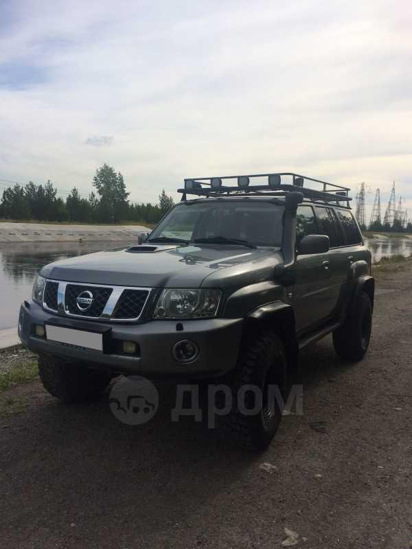 Nissan Patrol, 2005 год, 1 100 000 руб.