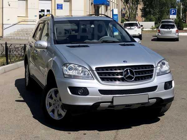 Mercedes-Benz M-Class, 2006 год, 700 000 руб.