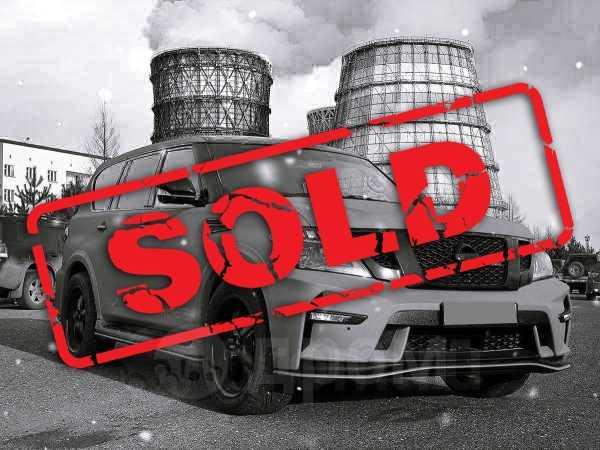 Nissan Patrol, 2011 год, 1 999 000 руб.