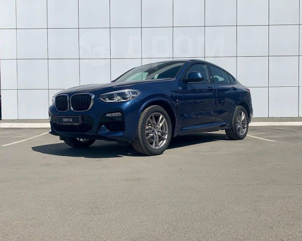 BMW X4, 2019 год, 3 449 000 руб.