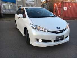 Белогорск Toyota Wish 2013