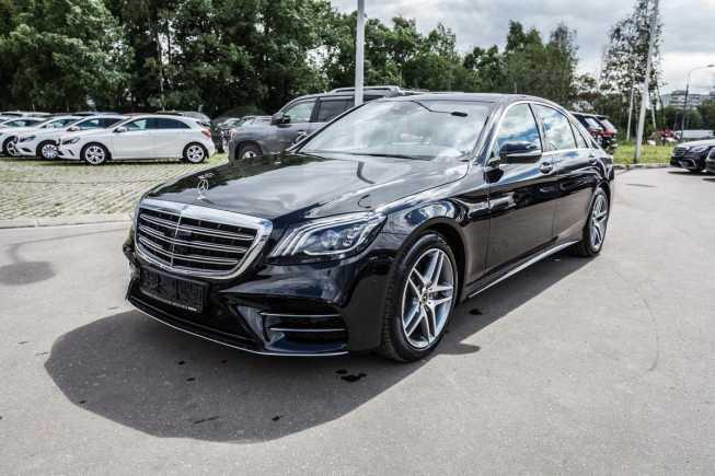 Mercedes-Benz S-Class, 2019 год, 8 278 445 руб.