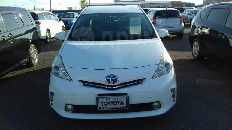 Toyota Prius a, 2012 год, 947 000 руб.