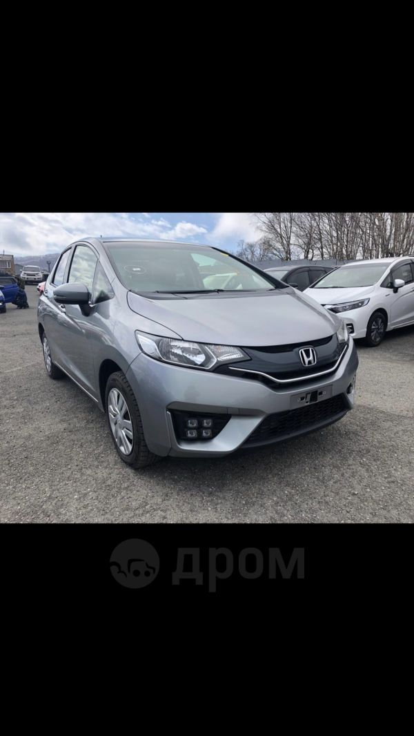Honda Fit, 2015 год, 695 000 руб.
