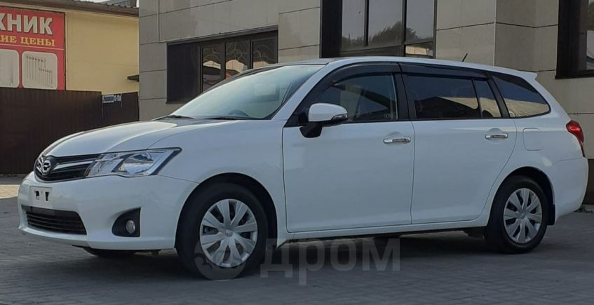 Toyota Corolla Fielder, 2014 год, 845 000 руб.