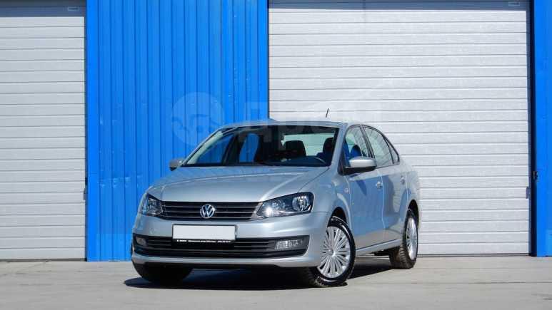 Volkswagen Polo, 2016 год, 569 196 руб.