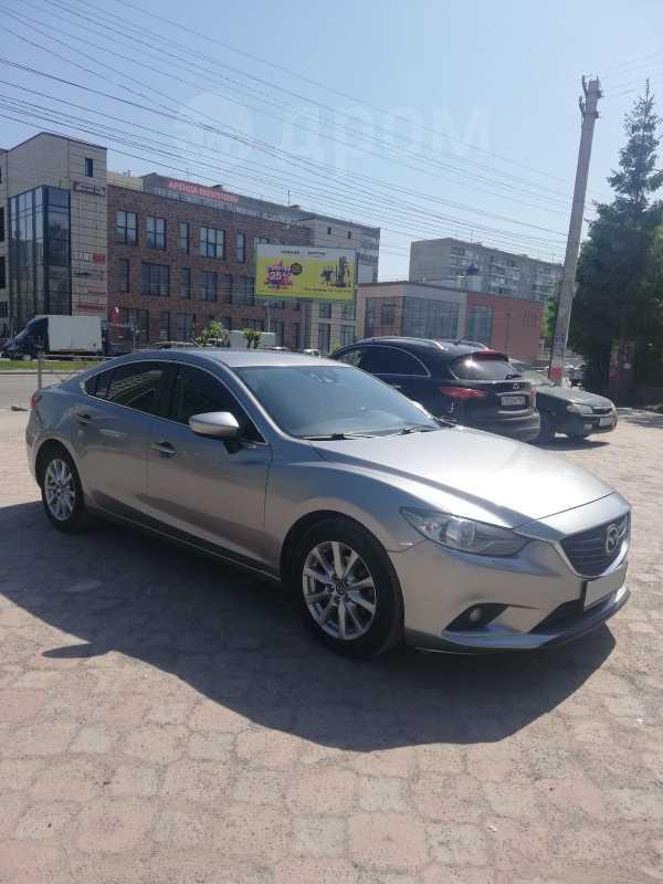 Mazda Mazda6, 2012 год, 870 000 руб.