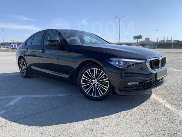 BMW 5-Series, 2017 год, 2 390 000 руб.