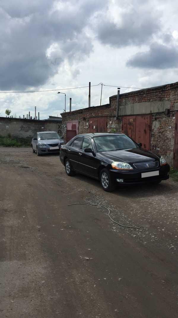 Toyota Mark II, 2002 год, 565 000 руб.