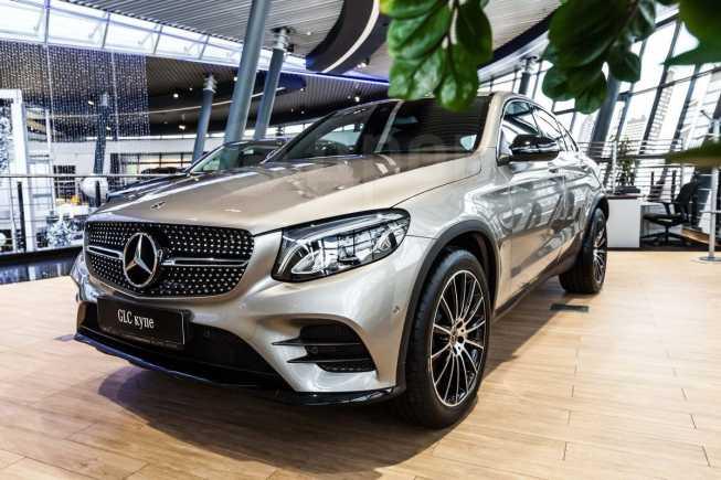 Mercedes-Benz GLC Coupe, 2019 год, 4 250 000 руб.