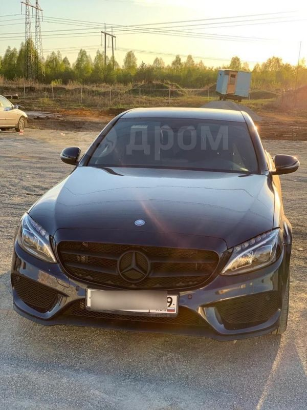Mercedes-Benz C-Class, 2015 год, 1 555 000 руб.