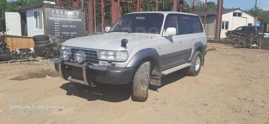 Toyota Land Cruiser, 1996 год, 935 000 руб.