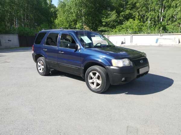 Ford Escape, 2003 год, 299 000 руб.