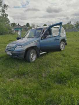 Анжеро-Судженск Niva 2006