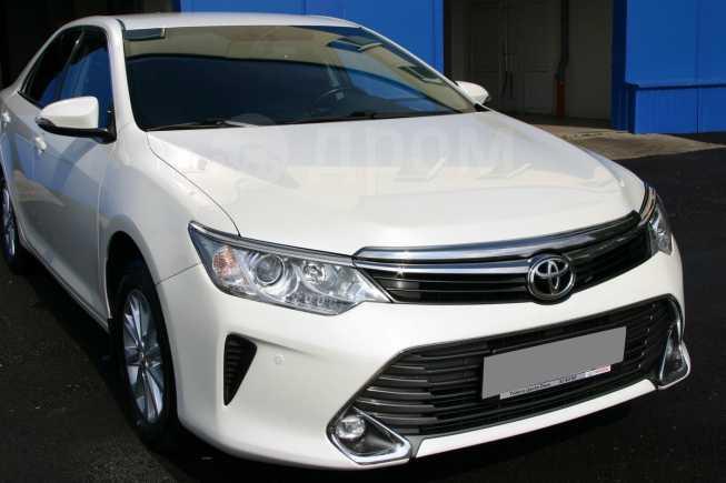 Toyota Camry, 2017 год, 1 179 000 руб.