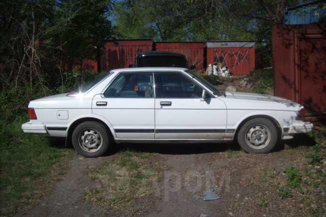 Nissan Bluebird, 1983 год, 120 000 руб.