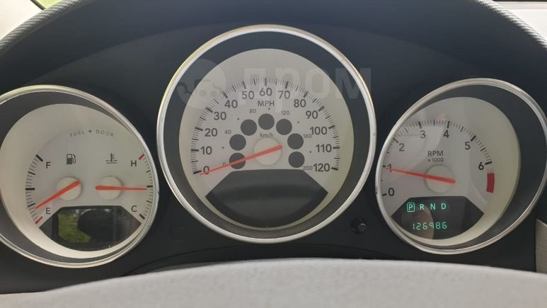 Dodge Caliber, 2006 год, 340 000 руб.