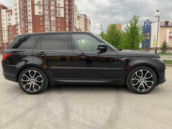 Land Rover Range Rover Sport, 2018 год, 3 950 000 руб.