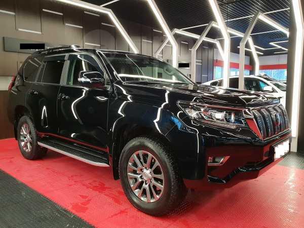 Toyota Land Cruiser Prado, 2018 год, 4 120 000 руб.