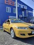 Mazda Mazda6, 2002 год, 300 000 руб.