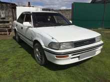 Омутинское Corolla 1988