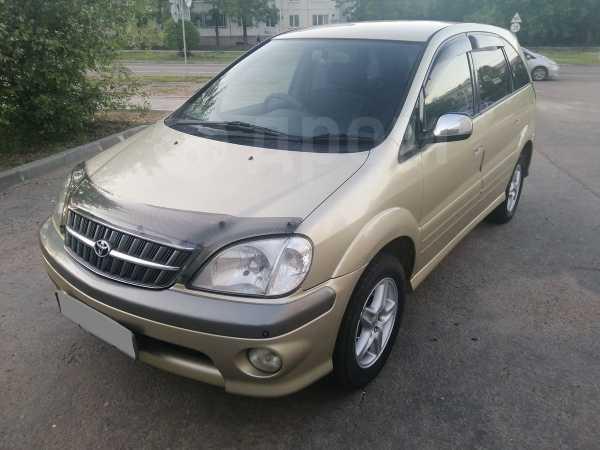 Toyota Nadia, 2002 год, 430 000 руб.
