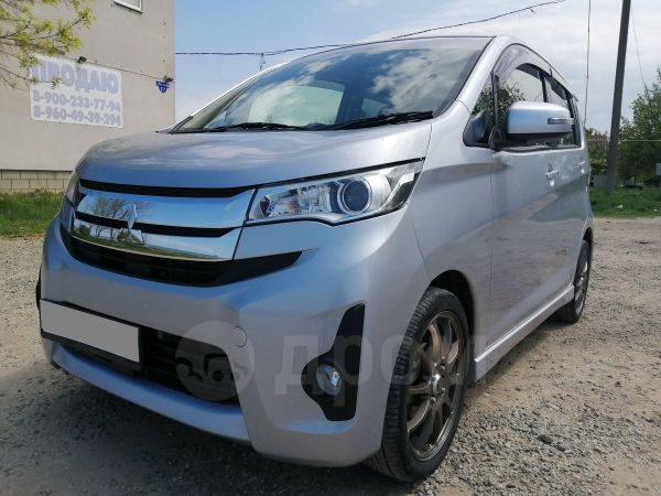 Mitsubishi ek Custom, 2014 год, 485 000 руб.