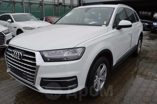 Audi Q7, 2019 год, 4 500 000 руб.